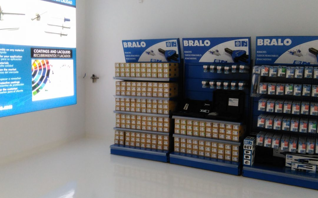 BRALO SHOWROOM OPENING