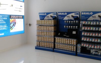 INAUGURATION DU SHOWROOM DE BRALO